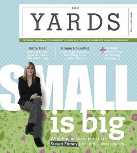 The Yards Spring 2016